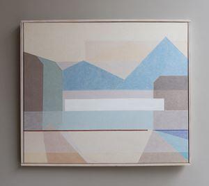 Vierwaldsatter See by Kim Bartelt contemporary artwork
