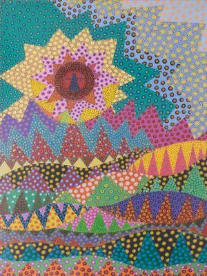 Sun Ship Mode by Gerald Williams contemporary artwork