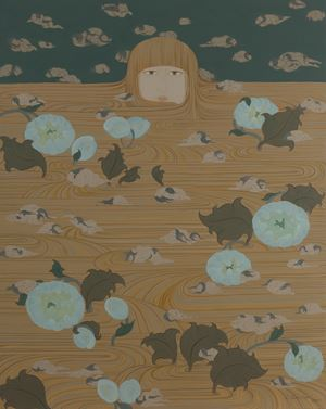 Sound of Dream 《仙樂夢》 by Dagvasambuugiin Uuriintuya contemporary artwork