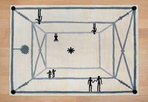 La rencontre by Diego Giacometti contemporary artwork