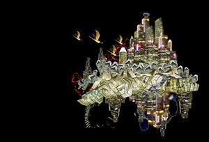 Metamorphosi of Temasek by Kenny Low contemporary artwork
