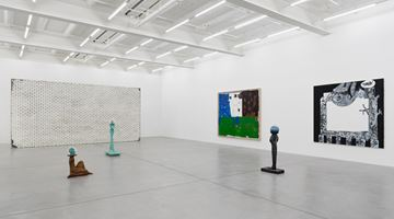 Contemporary art exhibition, Group Show, Group Show at Galerie Eva Presenhuber, Maag Areal, Zürich, Zurich