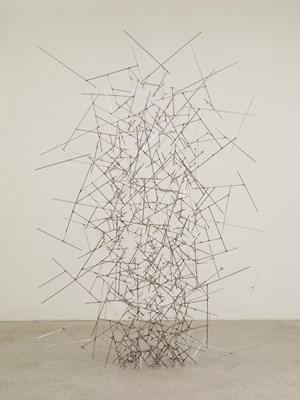 Quantum Void IV by Antony Gormley contemporary artwork
