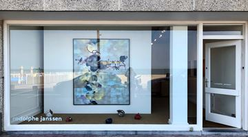 rodolphe janssen contemporary art gallery in Knokke, Belgium