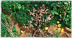 Primavera by Piero Gilardi contemporary artwork