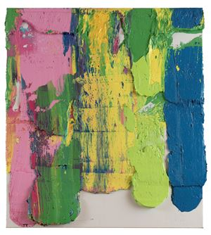 The Scope of The Rainbow by Zhu Jinshi contemporary artwork
