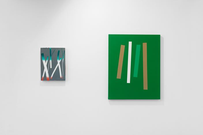 Exhibition view: Group Exhibition, ANDERE ZEIT, Irgendwann (DIFFERENT TIMES, At Some Point), Choi&Lager Gallery, Cologne (6 November 2020–7 February 2021). Courtesy Choi&Lager Gallery.