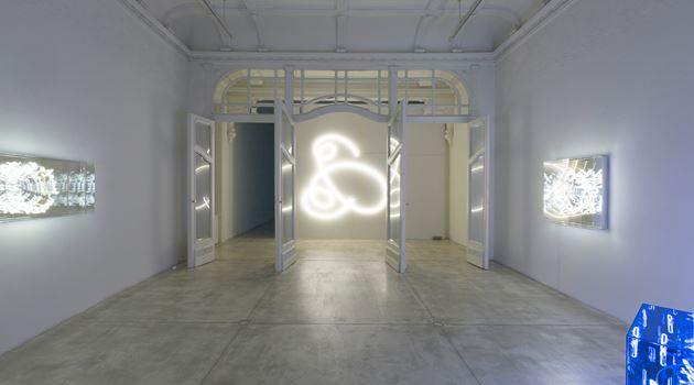 Galerie Krinzinger contemporary art gallery in Seilerstätte 16, Vienna, Austria
