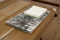 da série desenho da casa by Marcelo Silveira contemporary artwork works on paper
