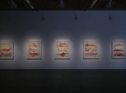Louise Bourgeois. The Red Sky, Hauser & Wirth Los Angeles