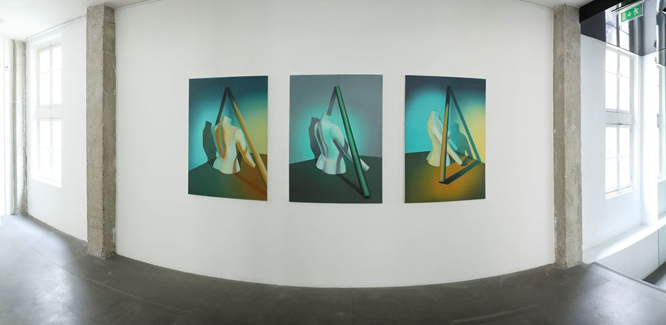 Exhibition view: Group Exhibition, Collective Exhibition, A2Z Art Gallery, Paris (19 December 2019–11 January 2020). Courtesy A2Z Art Gallery.