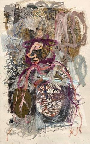Untitled 8 by Jigger Cruz contemporary artwork