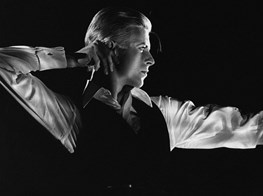 Art world hero: artists and curators pay tribute to David Bowie