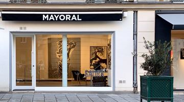Galeria Mayoral contemporary art gallery in Paris, France