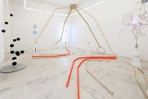 Der Wahrheitsraum (Palus Somni) by Björn Dahlem contemporary artwork
