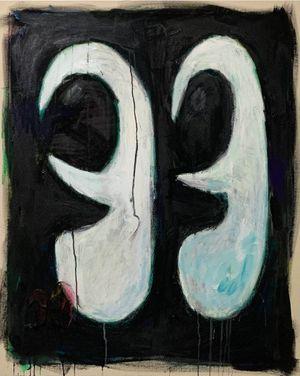 One's Eyes no.8 by Kinjo Toshiki contemporary artwork