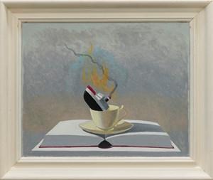 Book of Drawings by Derek Cowie contemporary artwork