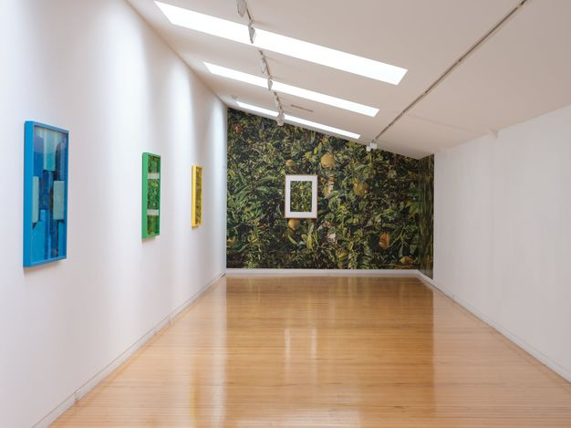 Exhibition view: Shaun Waugh, Encounter, Two Rooms, Auckland (4 June–3 July 2021). Courtesy Two Rooms.