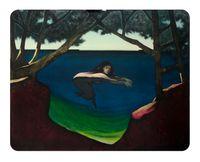 The Psychic Sea by Jason Greig contemporary artwork print