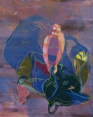 Mad World by Eva Zhang contemporary artwork
