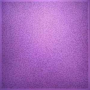 Influunt Purpura by Lefty Out There contemporary artwork