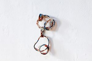 Flexi Schlaufen by Claudia Terstappen contemporary artwork