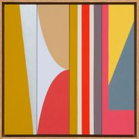 Musical Notes Re-written by Louise Tuckwell contemporary artwork painting