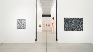 Contemporary art exhibition, Connect #1 at MAKI, Tennoz, Tokyo