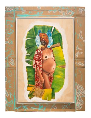 Lechon Buhay by Marikit Santiago contemporary artwork