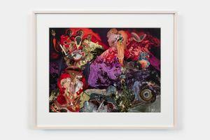 Kali Konsciousness by Penny Slinger contemporary artwork