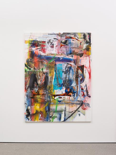 Untitled (iphigenie) by Liam Everett contemporary artwork
