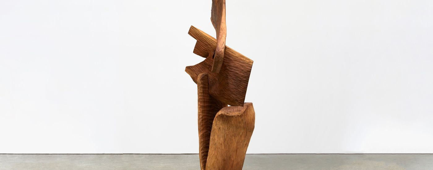 Thaddeus Mosley's Solo at Baltimore Museum of Art
