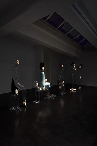 Exhibition view: Yu Jinyoung, The Life, CHOI&LAGER Gallery, Cologne (18 May–29 July 2018). Courtesy CHOI&LAGER Gallery.