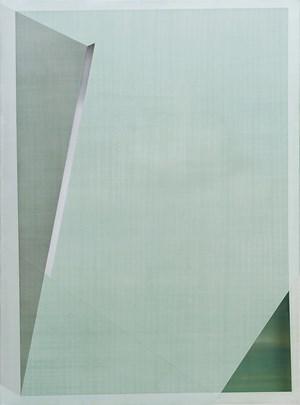 The Ground Aslant II by Kristy Gorman contemporary artwork