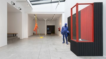 Contemporary art exhibition, George Segal, George Segal at Templon, Brussels