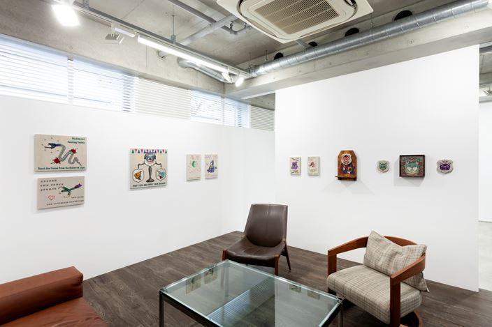 Exhibition view: Koichiro Takagi,Infinite Light, MAKI, Omotesando, Tokyo (17 September–10 October 2020). Courtesy MAKI, Omotesando, Tokyo.