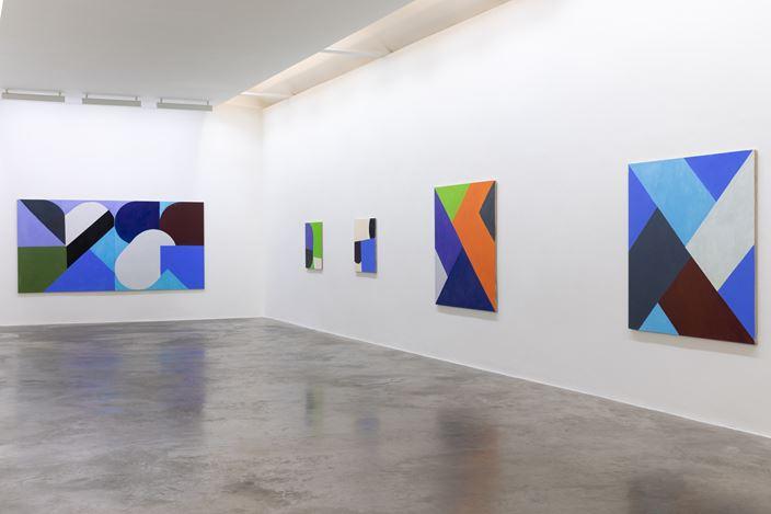 Exhibition view: Richard Gorman,dalkey 2, Kerlin Gallery, Dublin (16 June–15 August 2020). Courtesy the artist and Kerlin Gallery, Dublin.