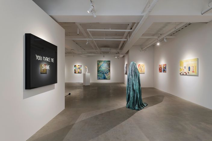 Exhibition view: Inaugural Exhibition, König Galerie, Seoul (4 April–2 May 2021). Courtesy of the artists and KÖNIG GALERIE Berlin/London/Seoul.Photo: Chunho An.