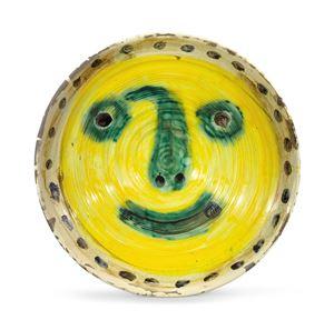 Visage by Pablo Picasso contemporary artwork