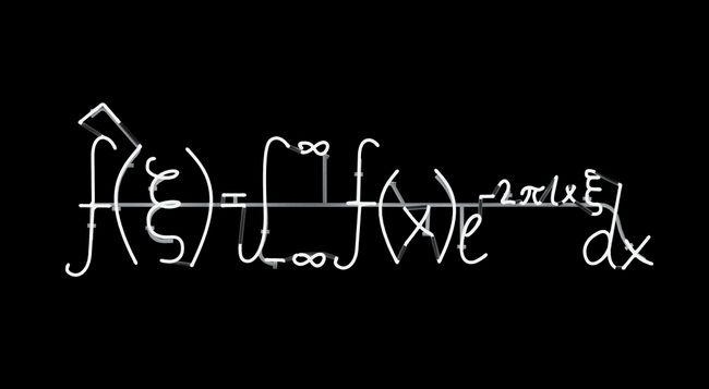 Fourier Transform by Andrea Galvani contemporary artwork