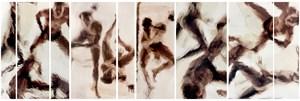 Uomini by Andrea Pacanowski contemporary artwork