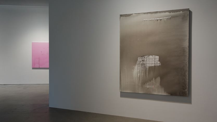 Exhibition view: Lin Hong-Wen, Medium of Reified Immediacies, Double Square Gallery, Taipei (5 September–17 October 2020). Courtesy Double Square Gallery, Taipei.