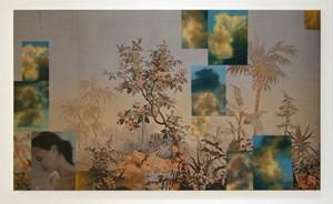 Eden II by John Young contemporary artwork