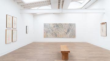 Contemporary art exhibition, Gerhard Hoehme, da war jemand at Beck & Eggeling International Fine Art, Düsseldorf