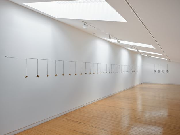 Exhibition view: Areta Wilkinson, Ka Taka Te Wā – Time Passed, Two Rooms, Auckland (16 October–21 November 2020). Courtesy Two Rooms.