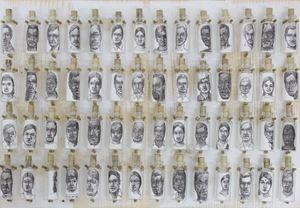 Misplaced 02 by Gayan Prageeth contemporary artwork