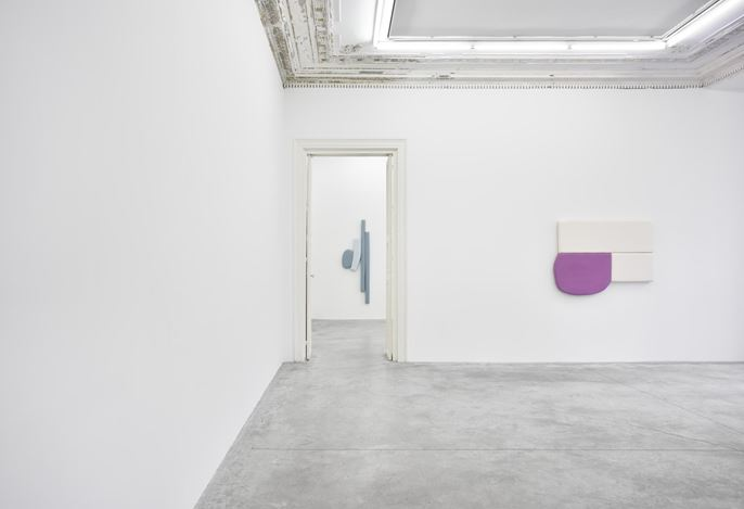 Justin Adian, 'Waltz' at Almine Rech Gallery, Paris, 9 January - 27 February 2016. Courtesy of the Artist and Almine Rech Gallery. Photo: Rebecca Fanuele