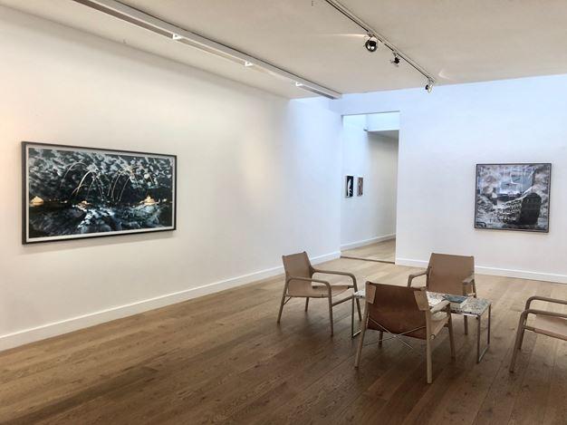 Exhibition view:Jasper de Beijer,The Admiral's Headache, FLATLAND, Amsterdam (13 February–13 March 2021). Courtesy FLATLAND.