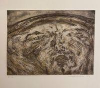 Selbstportrait by Marwan contemporary artwork print