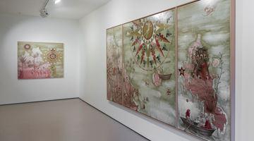Contemporary art exhibition, Roger Mortimer, Karori at Bartley & Company Art, Wellington